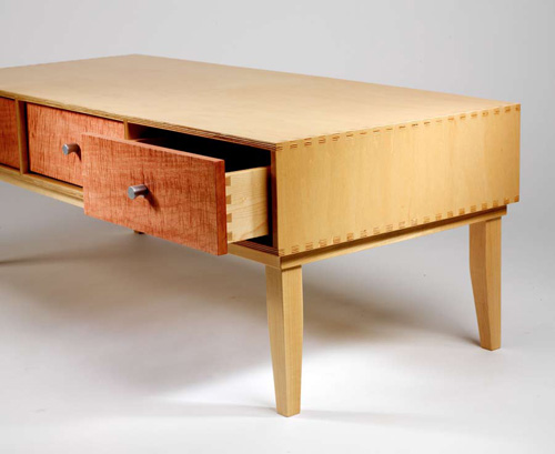 david sears coffee table