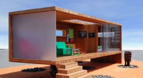 Modularean Eco Prefab Dollhouse
