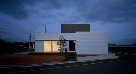 J House in Japan by Yosuke Ichii Architects