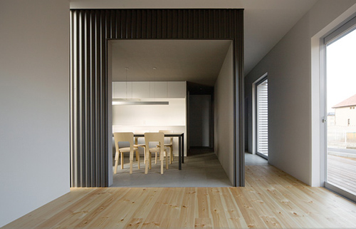J House, Japan, by Yosuke Ichii Architects