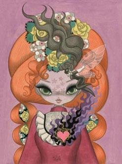 Junko Mizuno Solo Exhibition in main art  Category