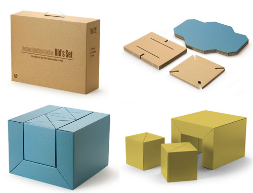 Carton Furniture Series