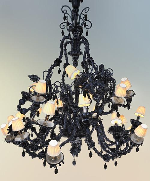 melt meee chandelier