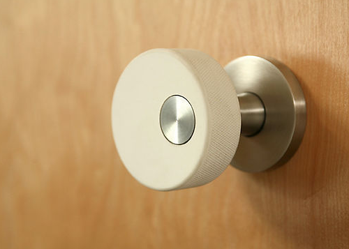 Genial ModKnobs Is A New Company Producing Modern Door Knobs. Their Story Is Cute:  Mary U0026 Jeff Were Remodeling Their Home And Had A Hard Time Finding Cool ...