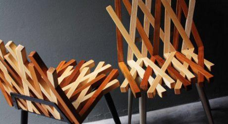 Weaving Wood
