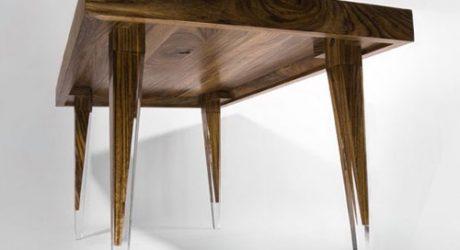 Ovangkol Table