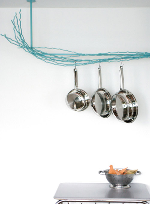 Merkled Pot Rack