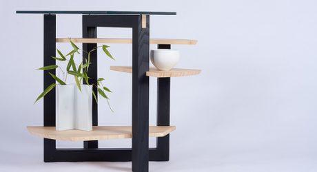 Sensu Table by Ken Tomita