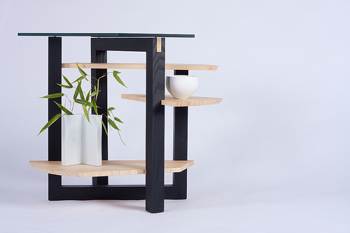 Sensu Table by Ken Tomita