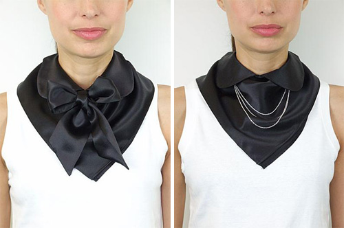 azumi & david neck accessories