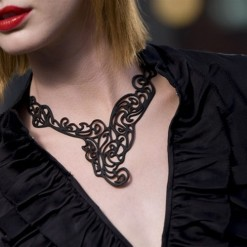 Batucada Jewelry Giveaway from Brooklyn5and10: New Baroco Necklace or Collar in sponsor news events  Category