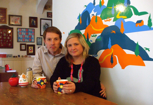 Friday Five with Ben and Fi O'Brien