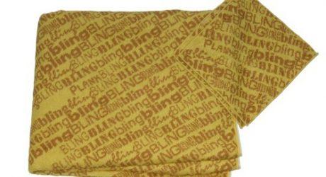 Bling Yoga Towels