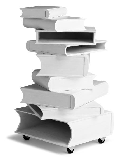Lectus Pile of Books