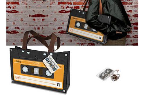 cassette-tote