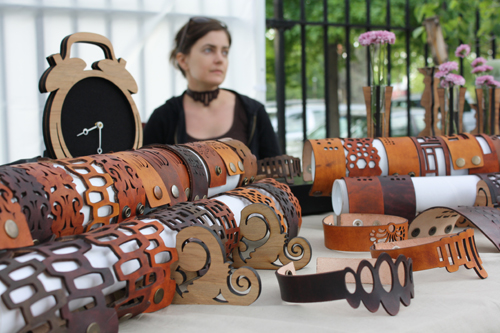 Renegade Craft Fair Feature: Colin Francis Jewelry