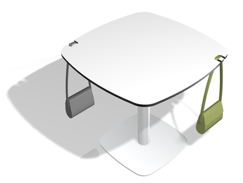 culmen table by capdell