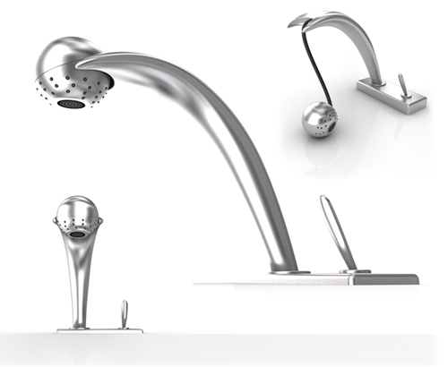 Faucet Concept in technology interior design home furnishings  Category