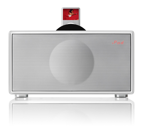 GenevaSound iPod Dock and Stereo