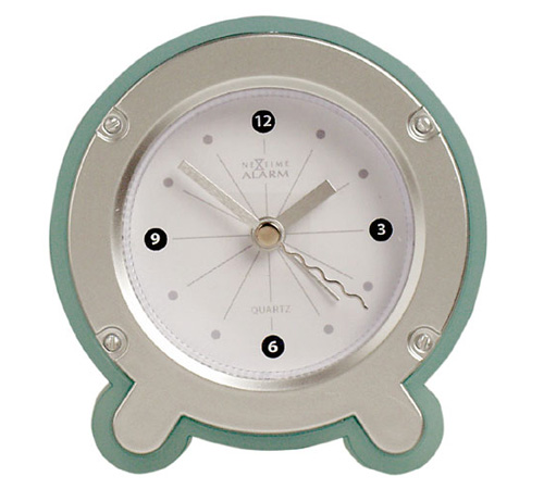 Greeny Alarm Clock in home furnishings  Category