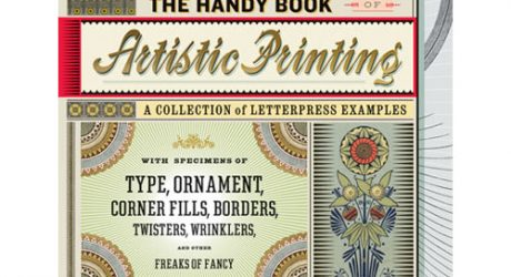 The Handy Book of Artistic Printing (& Giveaway)