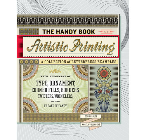 Reminder: The Handy Book of Artistic Printing Giveaway in news events  Category