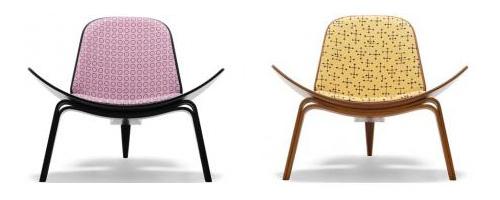 Mid-Century Modern Upholstery