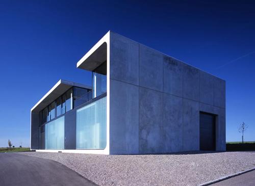 Haus Bold In Germany By Thomas Bendel Architekt