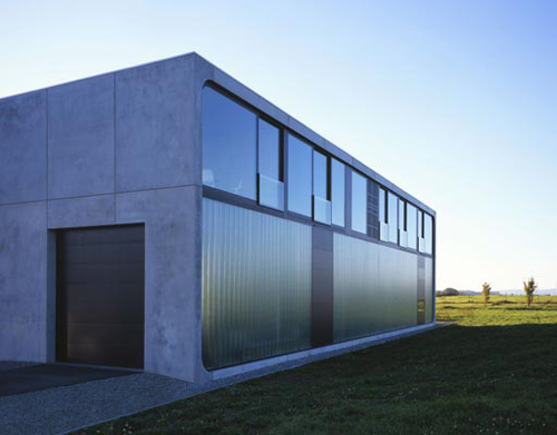 Haus Bold, Germany, by Thomas Bendel Architekt