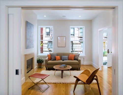 Jane Street Townhouses in New York by Murphy Burnham & Buttrick in main architecture  Category