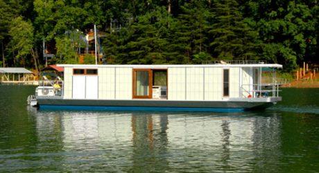 MetroShip House Boat by Ballinger & Co.