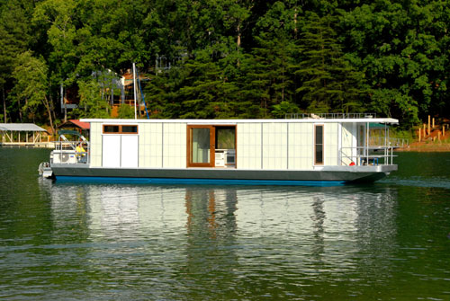 MetroShip House Boat by Ballinger & Co.