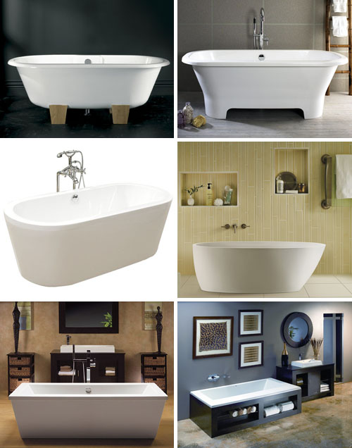 modern bathtubs from modernbathroom