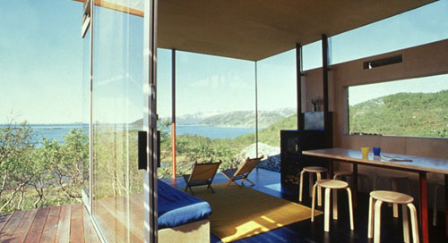 Cottage House in Norway by 70°N Architects in architecture  Category