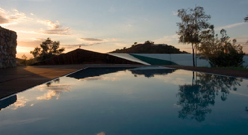 houses in spain with pools. Pine House in Spain by Xpiral