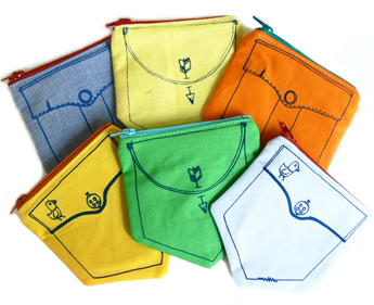 Emilio's Pocket Pouches