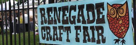 Renegade Craft Fair Feature: Up in the Air Somewhere