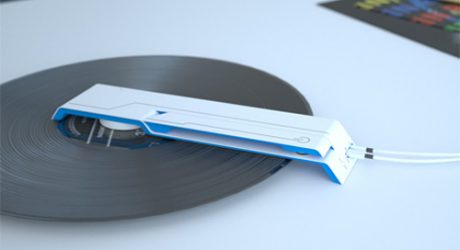 USB Vinyl Record Player