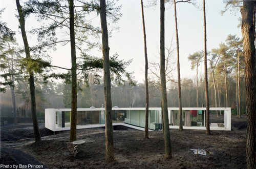 Villa 1 in Holland by Powerhouse Company