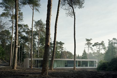 Villa 1 in Holland by Powerhouse Company in main architecture  Category