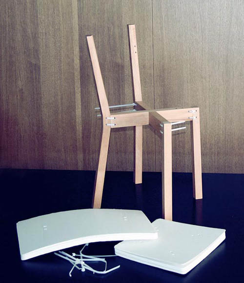 Zipit Chair by Viktormatic in main home furnishings  Category