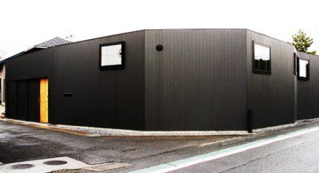 T House in Japan by Sou Fujimoto