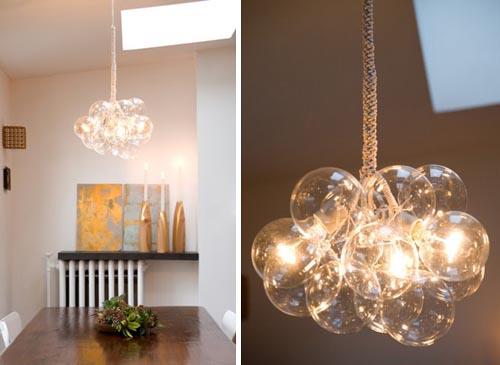 Bubble chandelier design milk bubble chandelier aloadofball Images