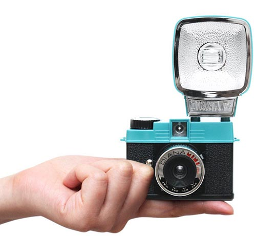 Diana Mini in technology  Category