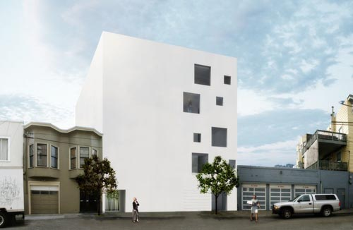 130 Dore Street in California by Stanley Saitowitz in architecture  Category