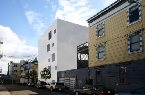 130 Dore Street in California by Stanley Saitowitz in main architecture  Category