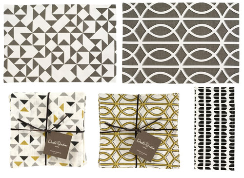dwellstudio table textiles