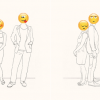 Emoticon Love Story