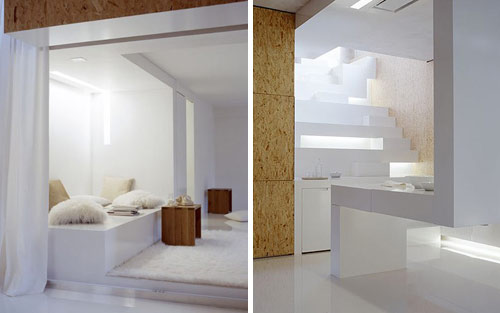 Glacier Loft, Switzerland, by Gus Wustemann Architects