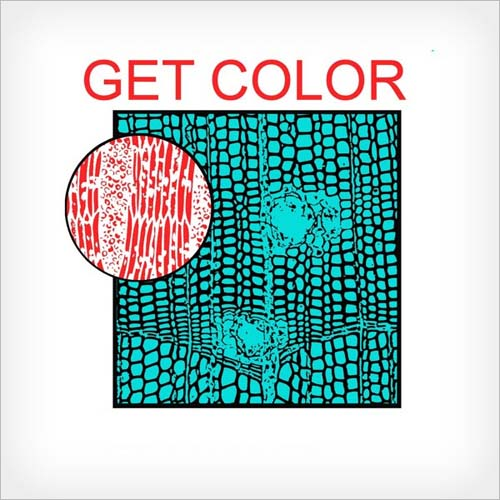 Music & Art: Current Favorite Album Designs. HEALTH – Get Color (Lovepump
